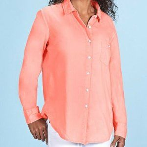 FRESH PRODUCE Sunkissed SALTWATER BUTTON DOWN